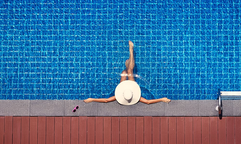 pisos nuevos con piscina